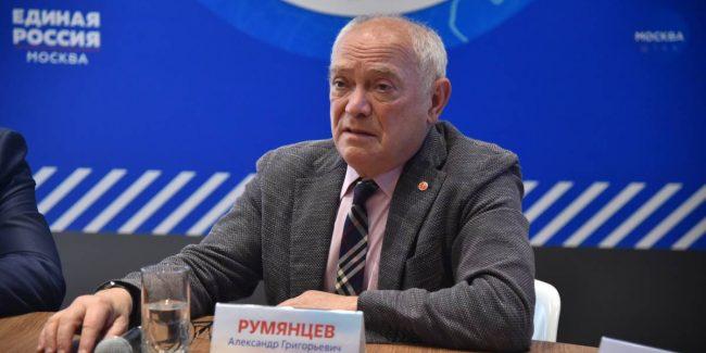 Академик Румянцев: До 75% лекарственных препаратов в России составляет импорт
