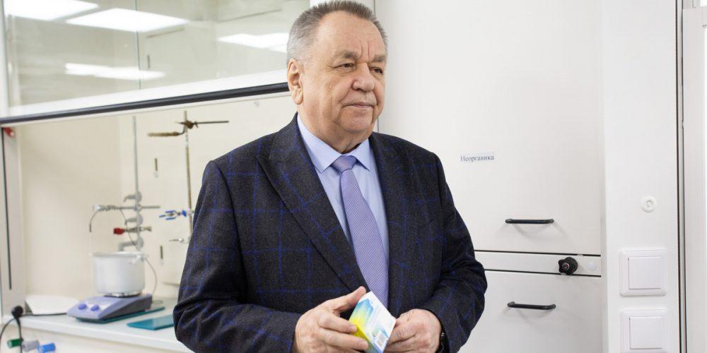 Vladimir Rusinov: the Virus is Rapidly Mutating