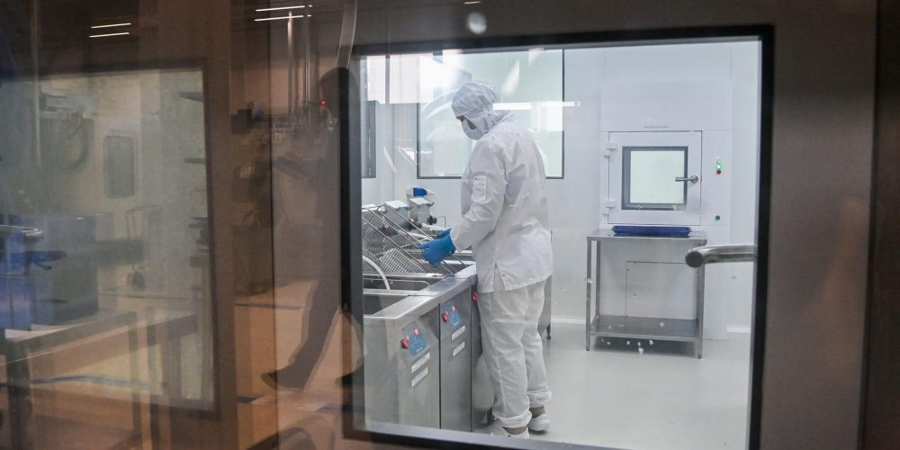 Производитель эндопротезов «Санатметал СНГ» намерен расширить производство