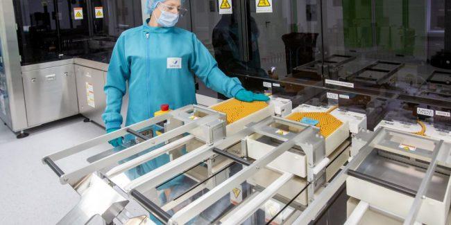 «Санофи-Авентис Восток» инвестировало в производство более 220 млн рублей