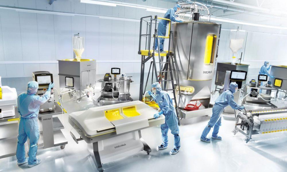 Sartorius расширяет производство сред для культивирования клеток, приобретая Xell AG