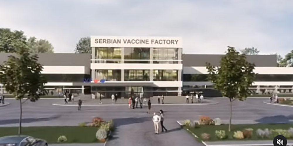 40 миллионов доз в год будет производить завод по производству вакцин Sinopharm в Сербии