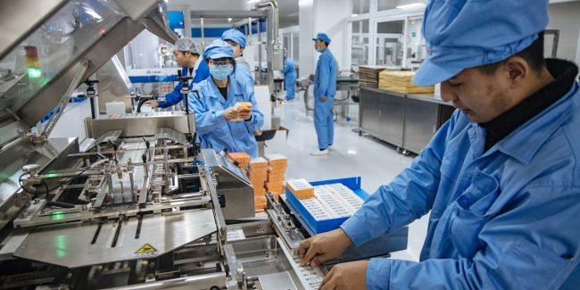 Sinovac сможет производить в год более 1 млрд доз вакцины от коронавируса