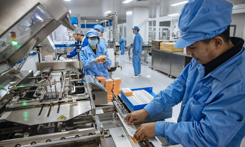 Абу-Даби запускает новый завод по производству вакцины Sinopharm