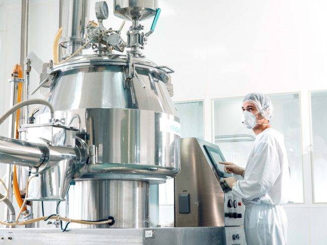 «Биннофарм Групп» наращивает мощности по производству фармсубстанций