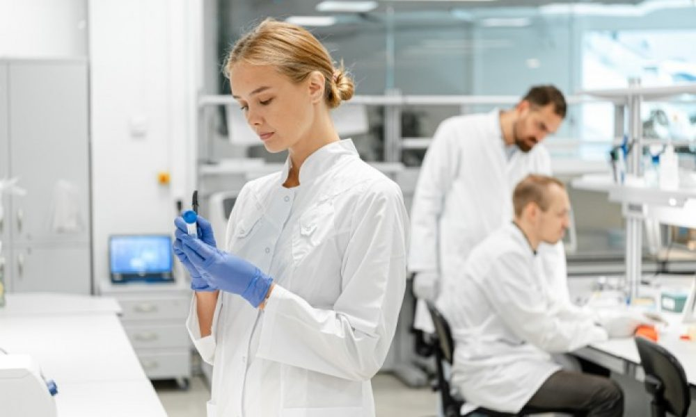 лаборатория Сириус