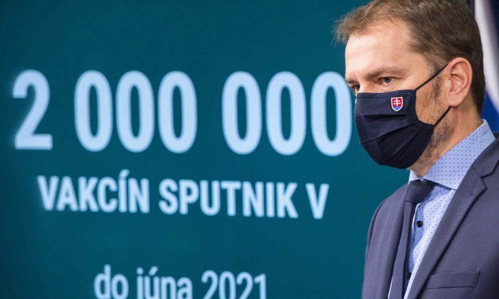 Словакия покупает у России два миллиона доз вакцины «Спутник V»