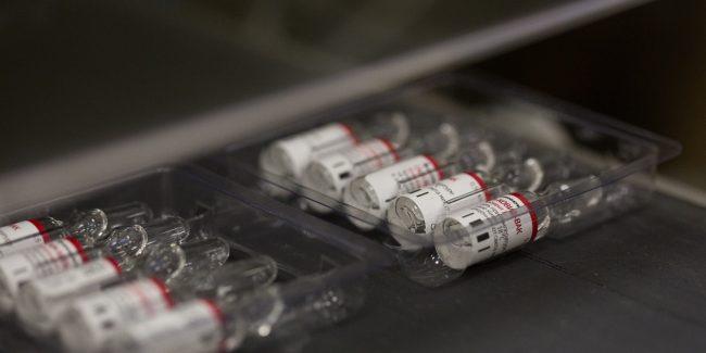 В Сербию доставлена для проведения испытаний вакцина «Спутник V»