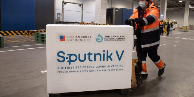 Россия отправляет в Индию очередную партию из 150 000 доз «Спутника V»