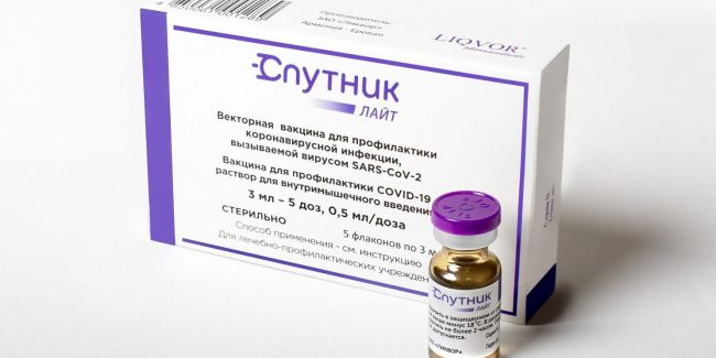 Компания LIQVOR запустила производство вакцины «Спутник Лайт» в Армении