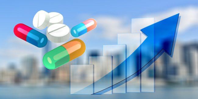В 2020 году производство лекарств и медизделий в России выросло на 23%