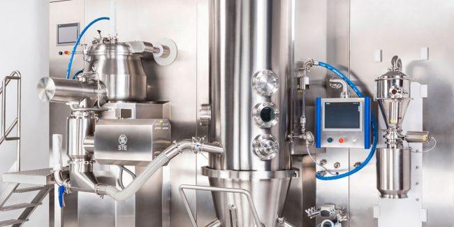 Romaco приобретает испанского производителя оборудования STE Tecpharm