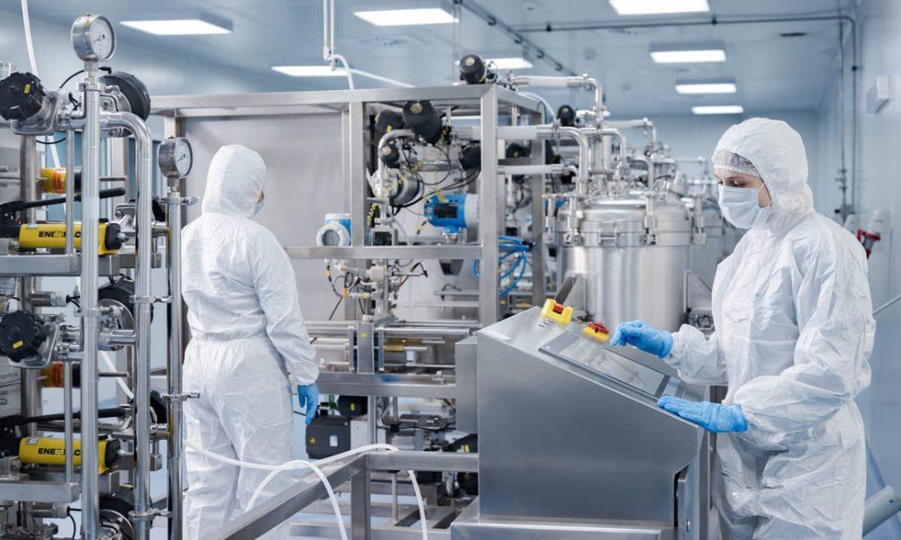 Технополис Москва, фармацевтическое производство