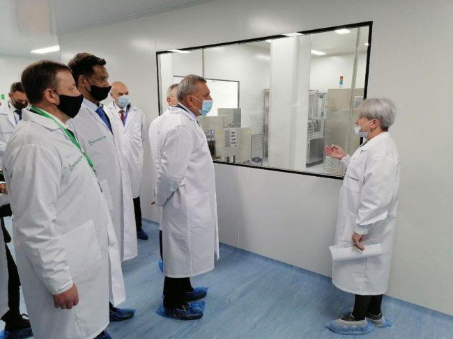 800 рабочих мест предоставит «Фармасинтез-Тюмень» для нового производства