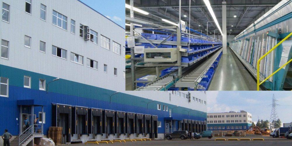 В новые фармацевтические склады в Подмосковье инвестируют свыше 2,3 млрд рублей
