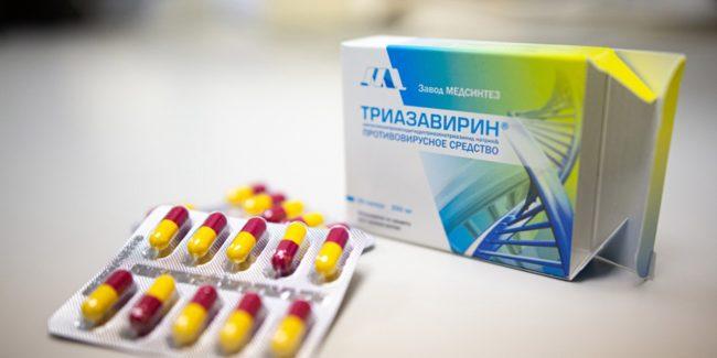 Фонды России и Китая поддержат создание препаратов на основе «Триазавирина»
