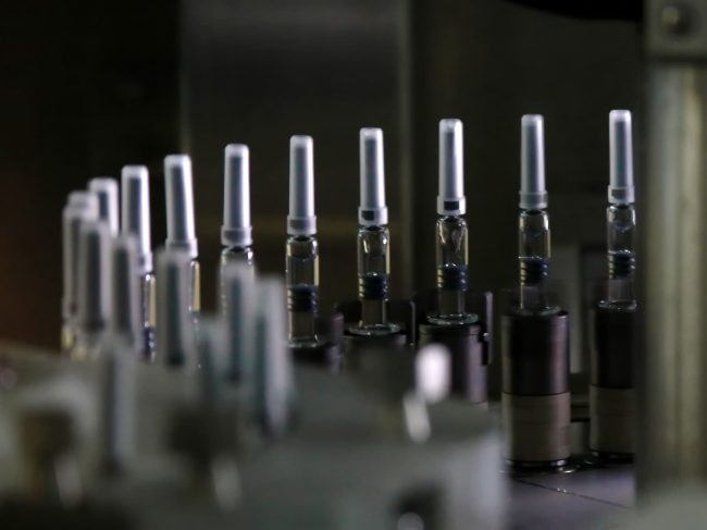 Вакцина «Ультрикс Квадри» одобрена для детей с 6 месяцев и беременных женщин