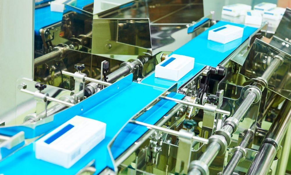 Фармацевтическое производство, упаковка лекарств