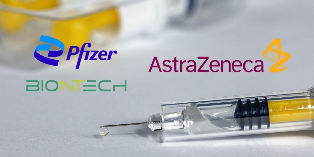 В Великобритании запустили испытания комбинации вакцин Pfizer и AstraZeneca
