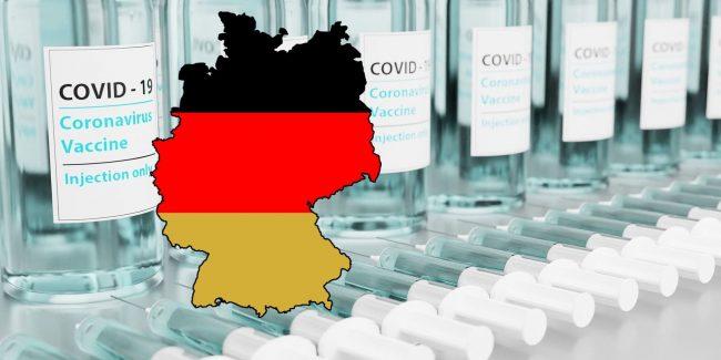 Германия уже заказывает антиковидные вакцины на 2022 год