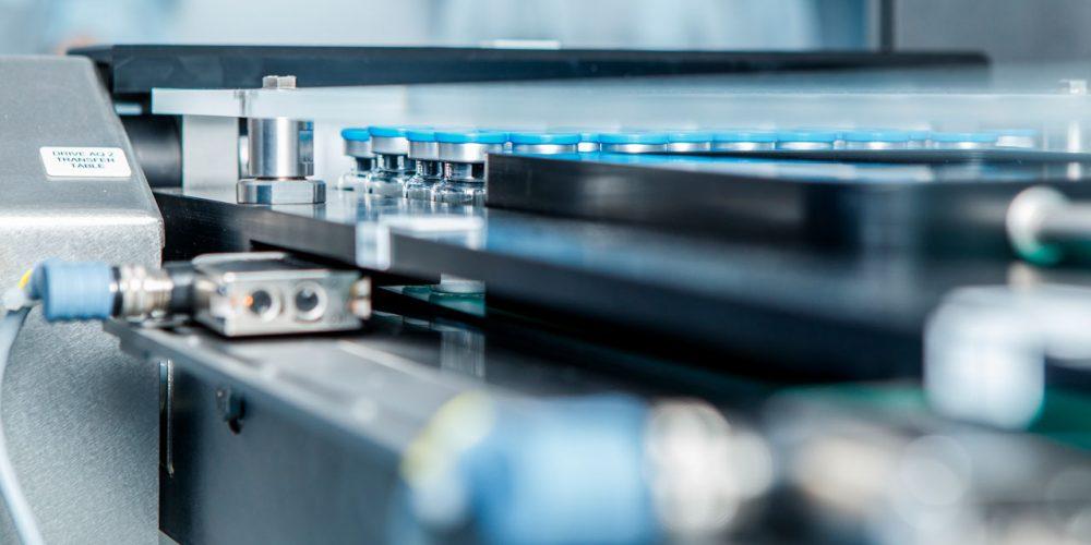 Уникальный производственный комплекс по выпуску «живых» и инактивированных вакцин