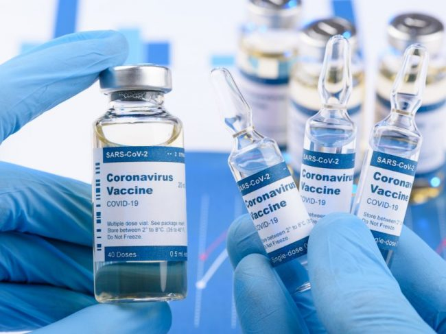 Coronavirus mutations only slightly reduce vaccines' efficacy