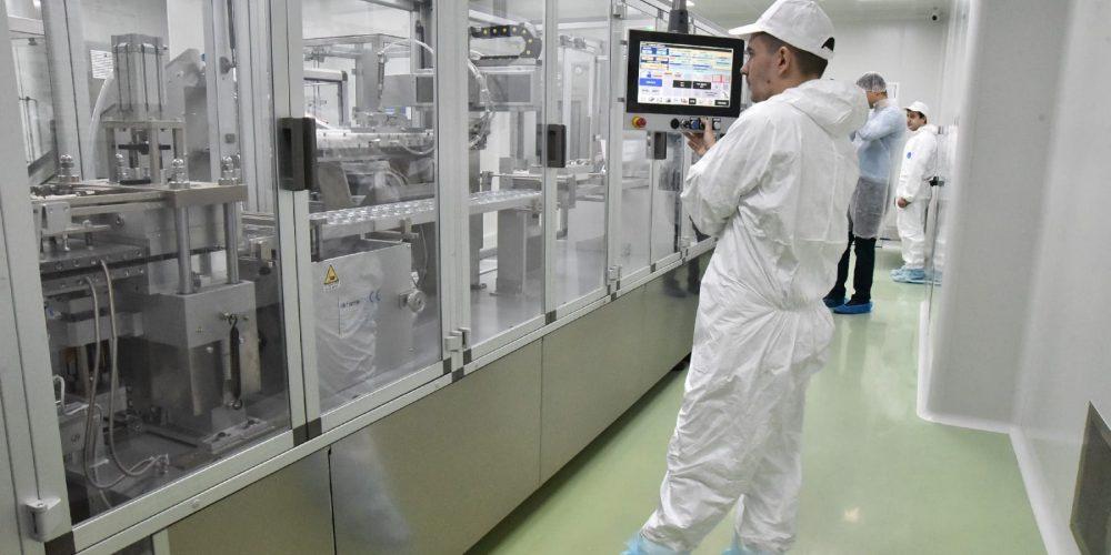 «Вектор-БиАльгам» к концу года может увеличить выпуск «ЭпиВакКороны» до 10 млн доз
