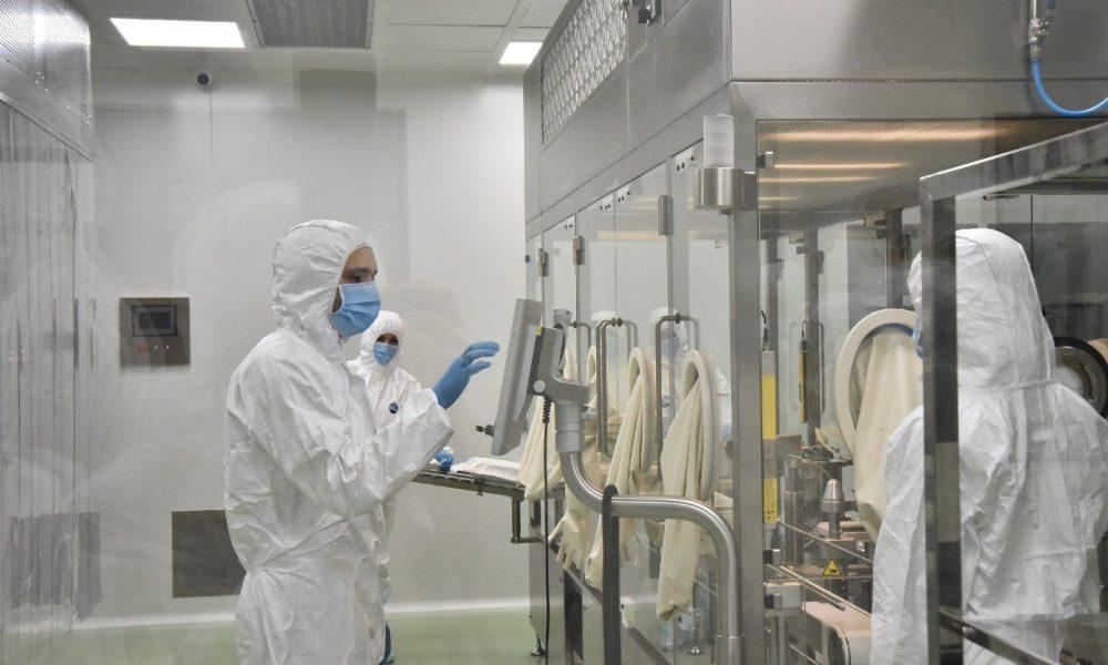 «Вектор-Биальгам» намерен стать производителем вакцины ЭпиВакКорона