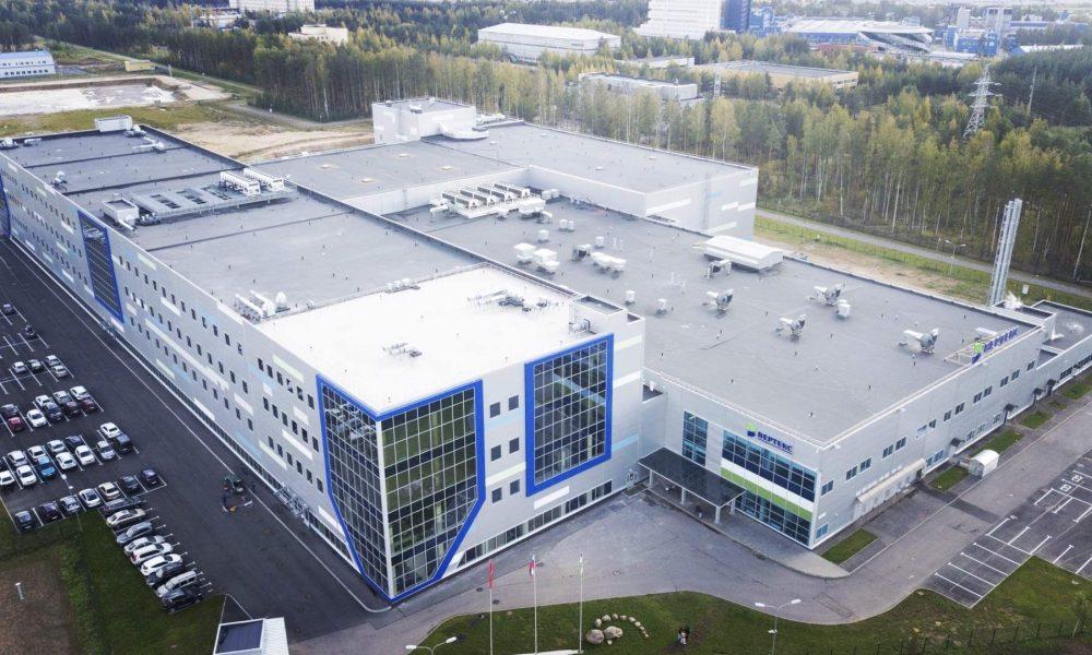Фармацевтический комплекс Вертекс, Санкт-Петербург