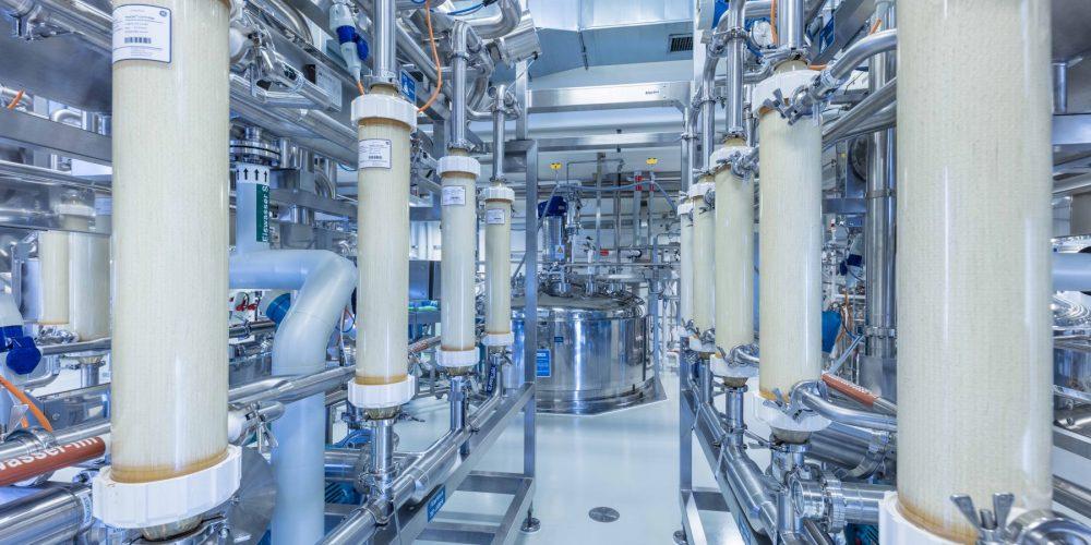 Lonza увеличивает производственные мощности на заводе в Виспе