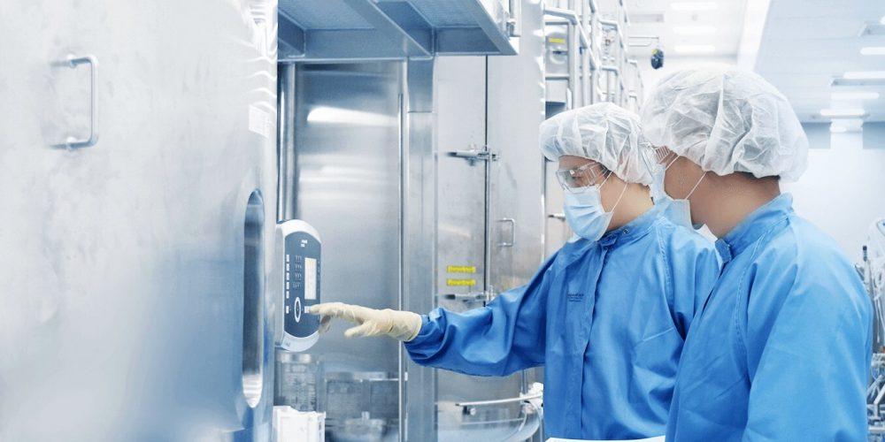 WuXi Biologics приобретает производственные мощности Pfizer China