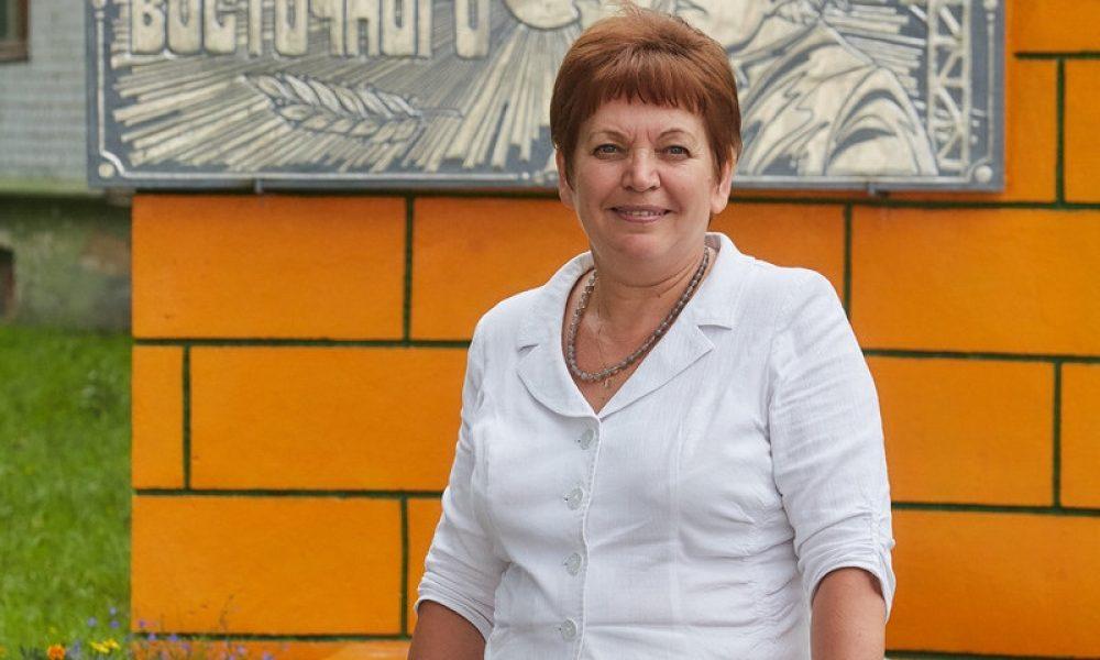 Технический директор завода «Восток» Надежда Змеева.