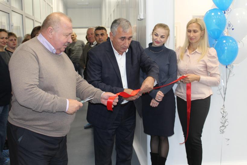 Открытие производства БАДов состоялось на предприятии «ЭКОлаб»
