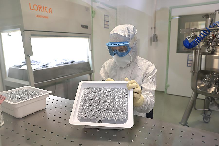 Эндофарм - Производство Надропарин кальция