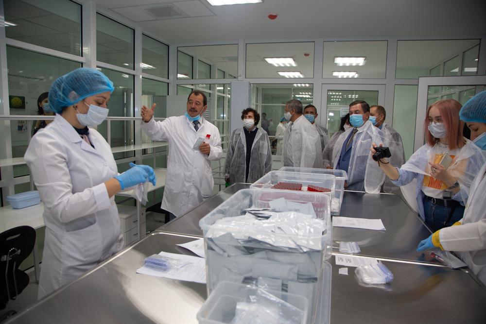 Лаборатория БелГУ