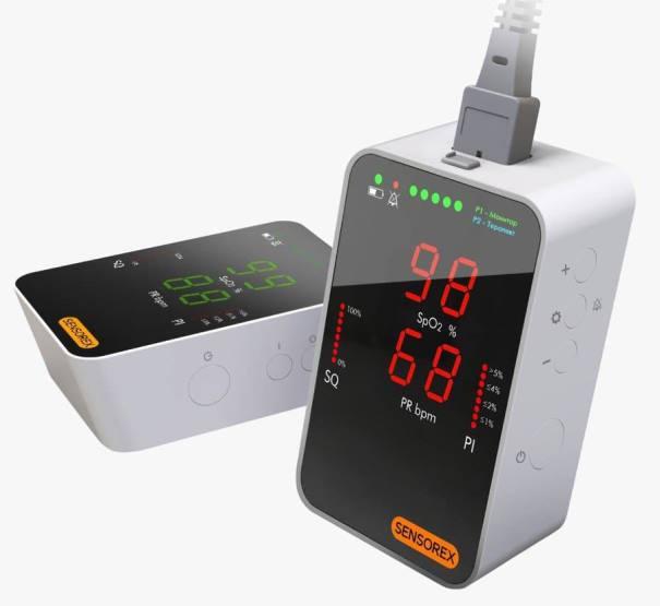 пульсоксиметр Sensorex