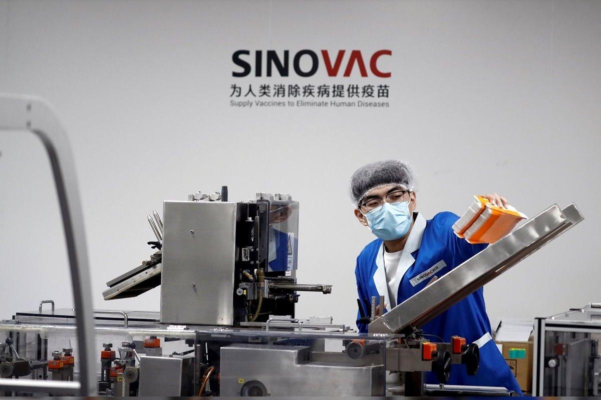 sinovac vaccine product